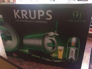 The Sub, o cómo estar siempre abastecido de cerveza