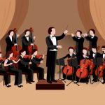 gestión de equipos director orquesta